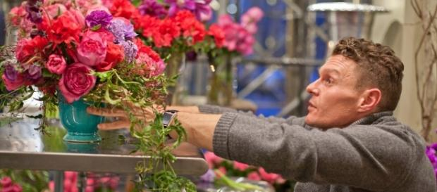 Floral designer Lewis Miller making NYC even more beautiful with his creations