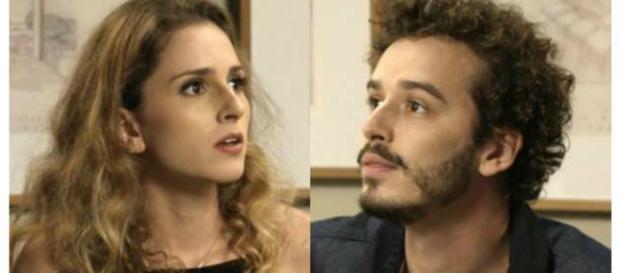 Ivana vai se arrepender da sua primeira noite de amor (Foto: Reprodução)