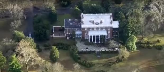 Luxury Russian compound confiscated. / [Screenshot from ABC News via YouTube:https://youtu.be/UBOg83QRW44]
