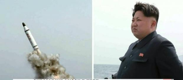 North Korea successfully tested an ICBM on July 4. Photo via Arirang, YouTube.
