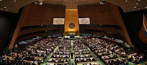 The U.N. Security Council called an emergency meeting in response to the North Korean missile launch (Image: Basil D. Soufi, Wikimedia Commons).