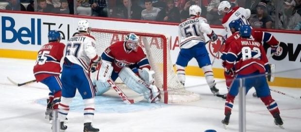 Thee Montreal Canadiens (Wikimedia Commons - wikimedia.org)