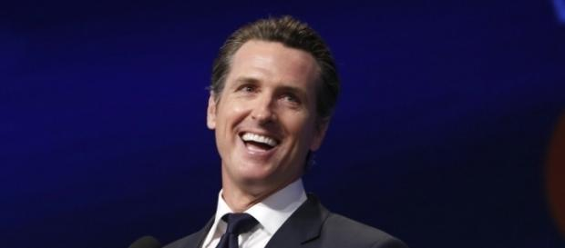Trump presidency eases Gavin Newsom's path in his second run for ... - latimes.com