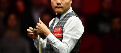 2017 Masters snooker - Ding Junhui v Kyren Wilson - BBC Sport - bbc.co.uk