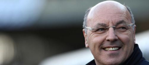 Beppe Marotta, si riflette sul futuro centrocampista della juventus (via- ilgiornale)