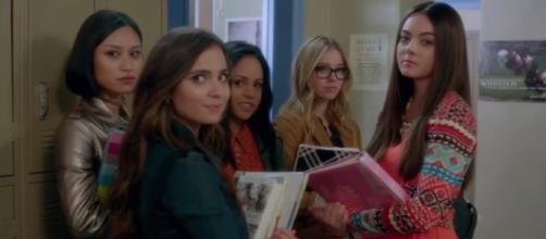 Could 'The Amateurs' be the next 'PLL' spin-off? [Image via Clevver News YT channel]