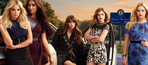 Could the 'PLL' spin-off be 'The Heiresses?' [Image by Freeform for promotional purposes]