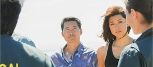 Daniel Dae Kim and Grace Park won't be returning to 'Hawaii Five-O' next season. (Screencap Wochit Entertainment/YouTube)