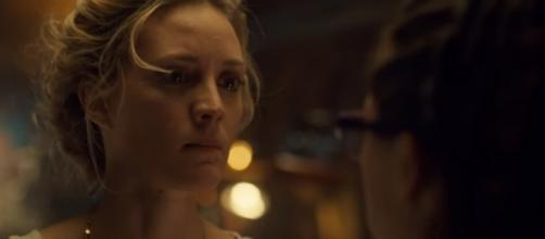 Delphine and Cosima have a confrontation on the next episode (Youtube/BBCAmerica).