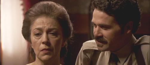 Francisca Montenegro e Cristobal Guerrigas,