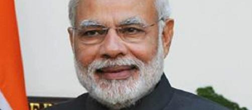 Indian Prime Minister Narendra Modi (Indian government Flickr)