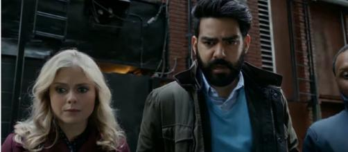 "'iZombie' Season 4 Episode 1 synopsis reveals what might happen to Ravi and his ""zombie-ism"" cure. Will he turn into a zombie? (Source: Youtube)"