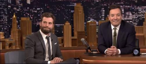 Jamie Dorman - Photo: YouTube / The Tonight Show Starring Jimmy Fallon