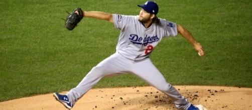 Kershaw had a big game (Wikimedia Commons)