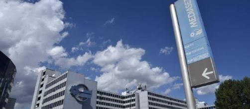 La sede Mediaset a Cologno Monzese: il gruppo televisivo ha presentato i nuovi palinsesti a Montecarlo
