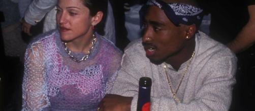 Madonna e Tupac (credit: etonline.com)