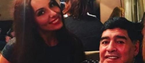 Maradona accusato di molestie sessuali da giornalista russa