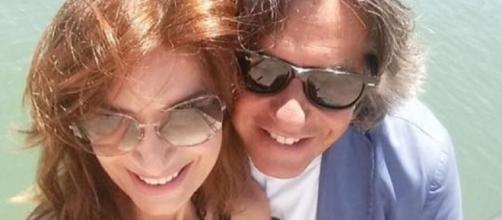 Michele e Barbara De Santi insieme