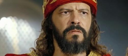 Nabucodonosor morre aos 70 anos (Foto: Reprodução/Record TV)