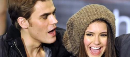 """Nina Dobrev and Paul Wesley are said to be reuniting in """"The Originals"""" Season 5. Photo by xdarklight/YouTube Screenshot"""