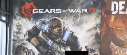 New update for 'Gears of War 4.' - photo credit to Klapi via Wikimedia Commons