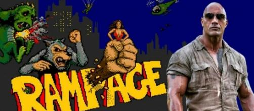 Rampage (2018) live action movie - movieweb.com