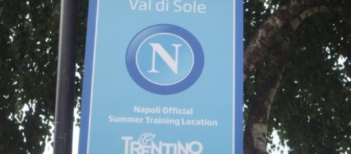Ritiro estivo del Napoli in Val di Sole a Dimaro in Trentino