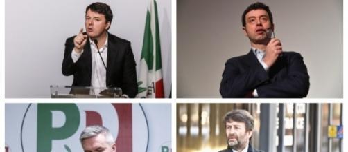 Secondo Dagospia il Pd sarebbe ai ferri corti e Renzi starebbe pensando di cambiare nome al partito