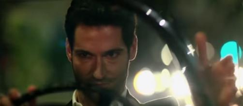 "The devil returns to Los Angeles in ""Lucifer"" Season 3 (Photo/YouTube:DC Entertainment/https://www.youtube.com/watch?v=E_nuXJRi20Y)"