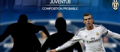 Tre colpi da sogno, Bale possibile bianconero