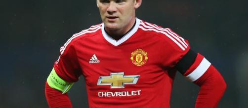 Wayne Rooney, in procinto di lasciare i Red Devils (via ITAsportpress)
