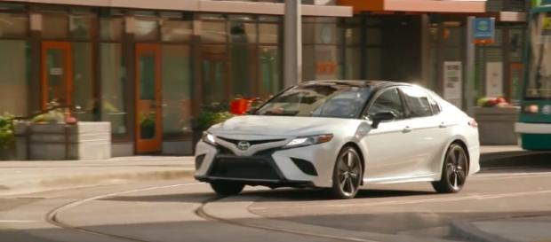 2018 Toyota Camry XSE Redline Reviews/Youtube