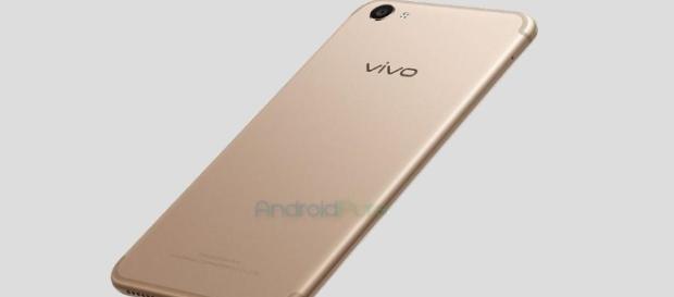 Alleged renders of Vivo V5 Plus bearing dual front camera setup leaked - themobileindian.com