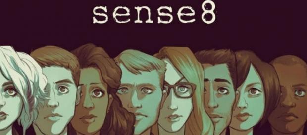 Cartel de la serie original de Netflix, Sense8