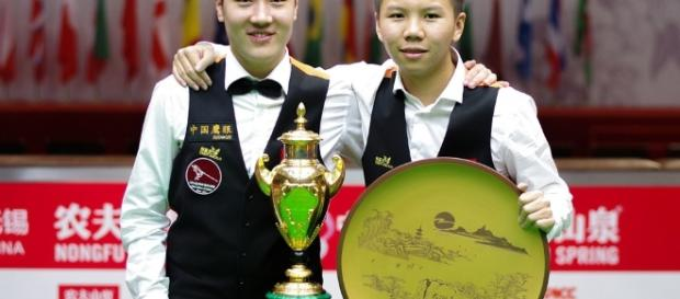 China Win Snooker's World Cup - World Snooker - worldsnooker.com