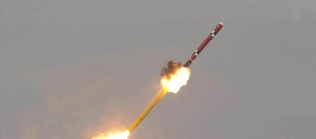Experts calculated the range of Kim's missile, the results will terrify America / Photo via Times Asi, www.flickr.com
