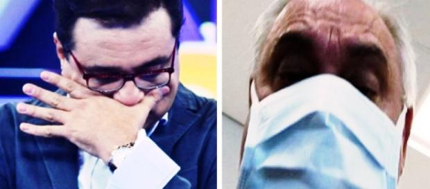 Geraldo Luís pede orações a Marcelo Rezende - Google