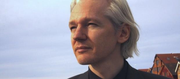 Julian Assange courtesy of Flickr.