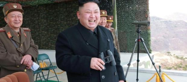 Kim Jong-un is 'preparing to detonate a nuclear bomb in a tunnel ... - thesun.co.uk