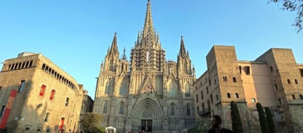La Cattedrale di Barcellona, oggetto della richiesta di esproprio
