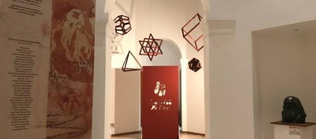 La exposición cuenta con alrededor de 30 piezas.