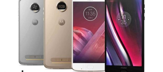 Moto Z2 Force and Z2 Play images leak - again! - Gizchina.com - gizchina.com