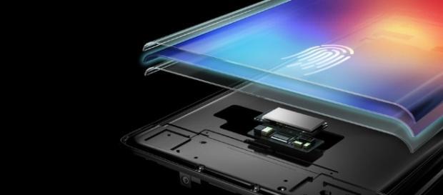 vivo showcases the first in display fingerprint sensor   onetechavenue - onetechavenue.com