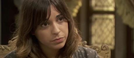 Mariana Castaneda, attrice della soap opera Il Segreto