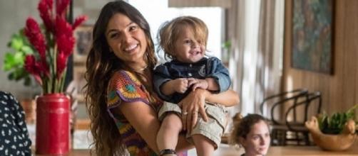 """""""A Força do Querer"""": pressionada, Ritinha revela que Ruyzinho é de outro pai"""