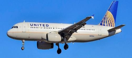 A United Airlines aircraft / Photo via Tomás Del Coro , Wikimedia Commons