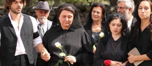 Anticipazioni Il Segreto, il commovente addio a Mariana