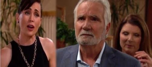 Beautiful, anticipazioni America: Eric sotto choc, Quinn l'ha triadito