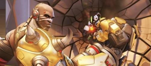 "Blizzard has finally released Doomfist on the Public Test Realm of ""Overwatch"" (via YouTube/PlayOverwatch)"