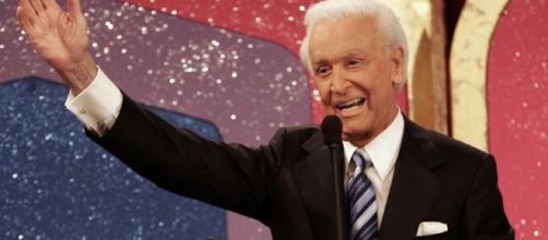 Bob Barker legendary TV game show host doing well after fall. Photo YouTube Screen Shot